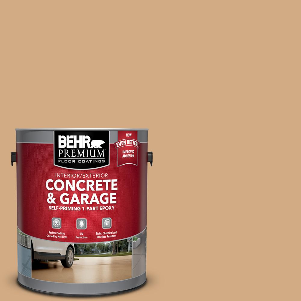 1 gal. #PFC-22 Cold Lager Self-Priming 1-Part Epoxy Satin Interior/Exterior Concrete and Garage Floor Paint